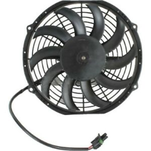 New cooling fan assembly polaris ranger 2x4 4x4 6x6 2004 2013 ebay image is loading new cooling fan assembly polaris ranger 2x4 4x4 sciox Images