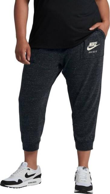 Gym Vintage Size 1x Capri Pants Gray