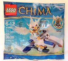 30250 EWAR'S ACRO FIGHTER promo CHIMA lego NEW poly bag legos set