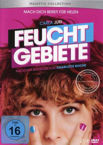 1 von 1 - Feuchtgebiete - Carla Juri - nach Bestseller von C. Roche - DVD