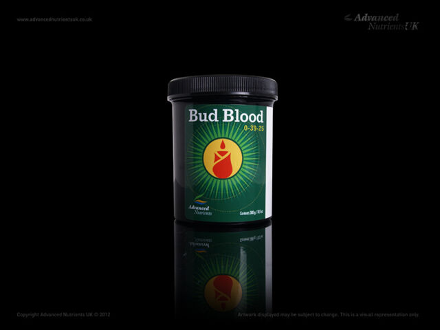 advanced nutrients /  bud blood    /  1000 g   /   NEW  FROM HIGHSTREETHYDRO