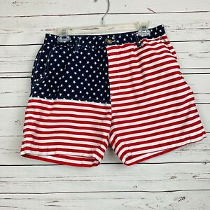 Ohio State Flag Men/'s Chubbies Casual Shorts