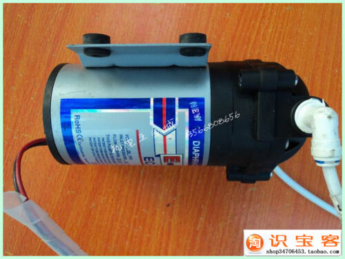 1pcs Used Good Booster pump RO E-Chen EC-101-50,0.55L//min,70psi Output #E-N0 GY