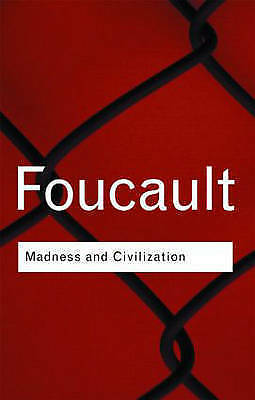 1 of 1 - Madness and Civilization by Michel Foucault Paperback Book (English)
