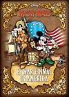 Micky Maus - Es war einmal in Amerika von Walt Disney (2016, Gebundene Ausgabe)