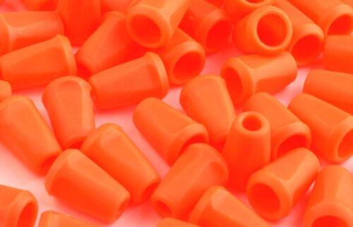 10*Kordelstopper Schnurstopper 12x17 mm Stopper für Schnüre ver.Farbe 0,012€//St.