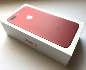 Apple-iPhone-7-Plus-128GB-RED-UNLOCKED-Verizon-T-Mobile-AT-amp-T-Cricket-NEW