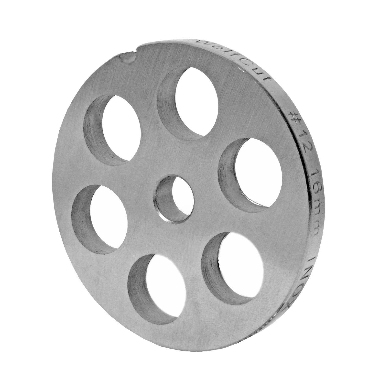 Reber Reber Reber Tipo N.12el 9501 N Disco Forato per Tritacarne Taglia 10 12 0a015d