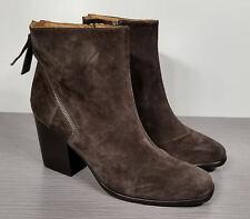 Alberto Fermani Viva Zip Leather Ankle Boot