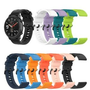 For Various Huami Amazfit Strap Silicone Fitness Wrist Band Gym Sports