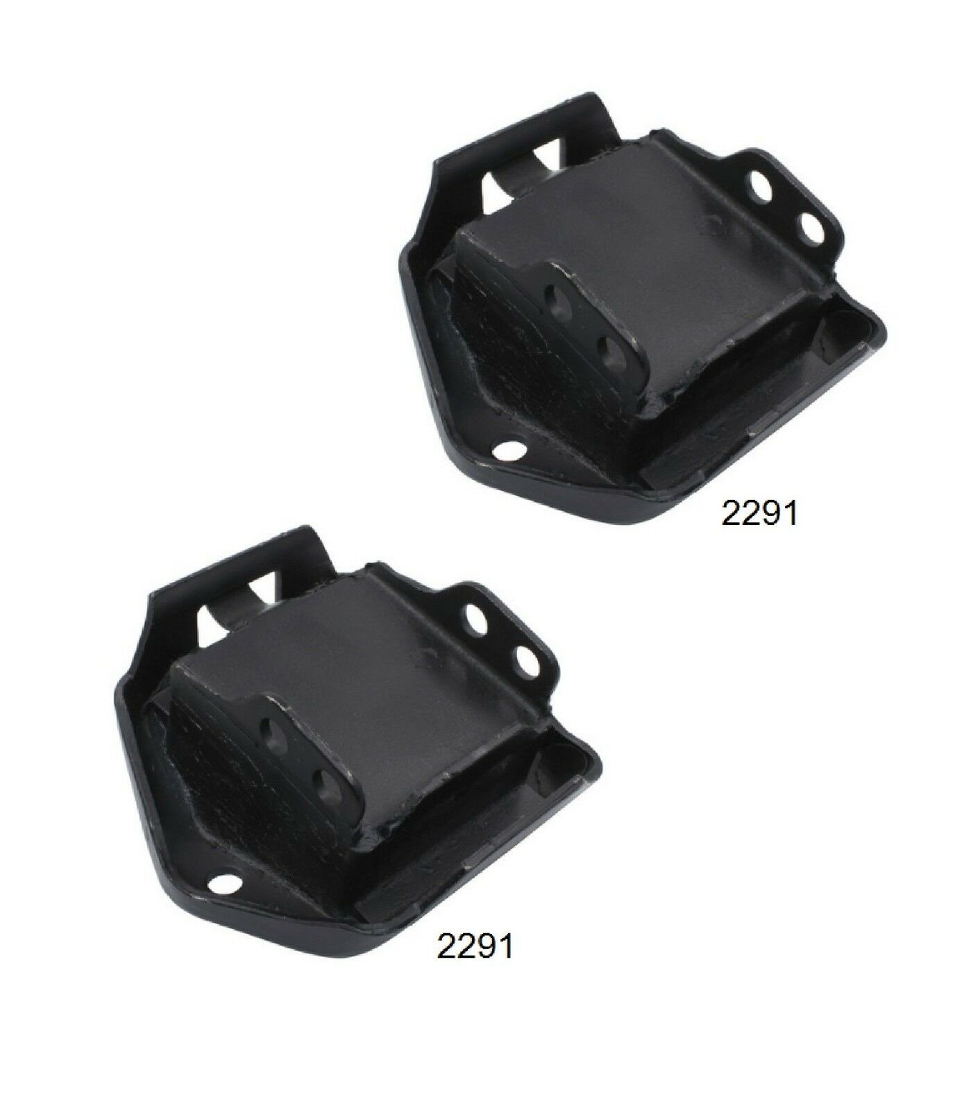 2 PCS FRONT LEFT /& RIGHT MOTOR MOUNT For 1973-1974 BUICK CENTURY 7.5L