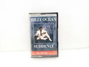 BILLY-OCEAN-SUDDENLY-FREE-EXTRA-TRACK-THE-HIT-MIX-CASSETTE-FREE-UK-SHIPPING