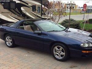 1998 Chevrolet Camaro cuir