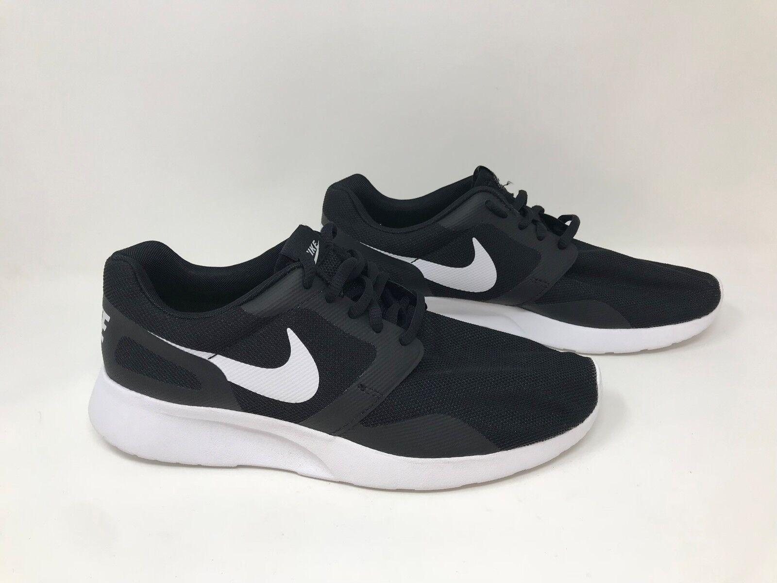 New! Men's Nike 747492-010 Kashi NS Running Shoes - Black/White J61
