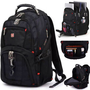 2cb7fefa34f38 Image is loading Wenger-Swissgear-17-1-inch-Laptop-Backpack-Notebook-