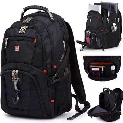 Wenger Swissgear 17 1 Inch Laptop Backpack Notebook Bag Rucksack Ebay