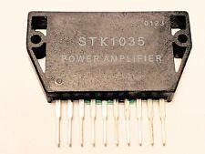 Stk1035 Original Sanyo 10p Sip Ic 1 Pc