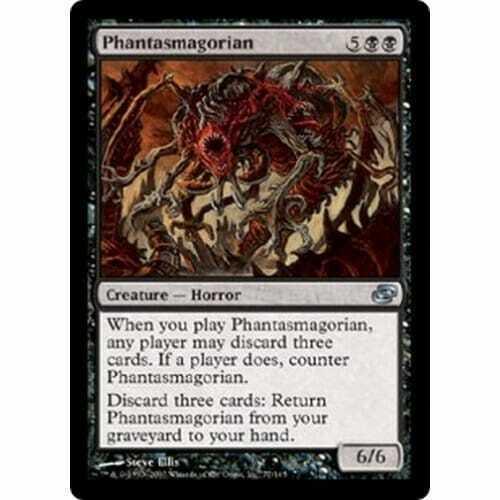 Good MTG PLANAR CHAOS Condition Phantasmagorian