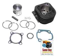 NEW BIG BORE CYLINDER BARREL KIT 70CC KEEWAY FLASH FOCUS GOCCIA EURO2 12mm PIN
