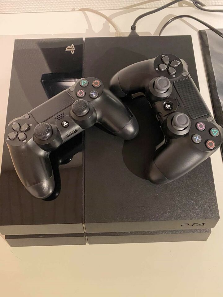 Playstation 4, PS4, 500 GB