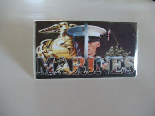 Marines Checkbook cover