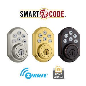 Kwikset 910 Z Wave Smartcode 174 Electronic Deadbolt