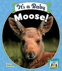 It's a Baby Moose! by Kelly Doudna (Hardback, 2008)