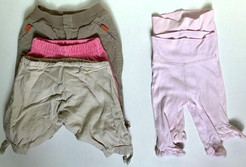 Blandet tøj, Baby Girl Pakke - 15 Dele, Wheat