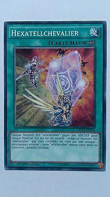 Carte YU GI OH HEXATELLCHEVALIER MP15-FR173 x 3