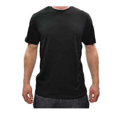 big mens t shirt t-shirt black cotton 2xl 3xl 4xl 5xl 6xl 7xl 8xl  clothing