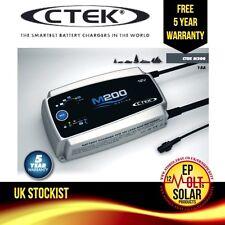 CTEK M200 15 Amp 12 Volt Intelligent Marine Boat Battery Charger