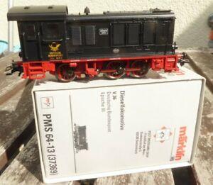 Marklin-37369-PMS-64-13-MFX-Tiges-manoeuvre-Locomotive-V-36-Le-Dbp-N-3-Hanovre