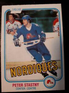 O-Pee-Chee-hockey-card-1981-82-PETER-STASTNY-ROOKIE-CARD