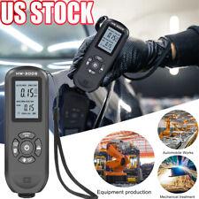 Digital Auto Car Paint Coating Thickness Tester Automotive Measuring Gauge Meter