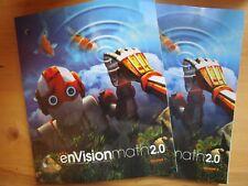 Envision Math 2 0 Grade 4 Student Workbook Volume 2 Pearson