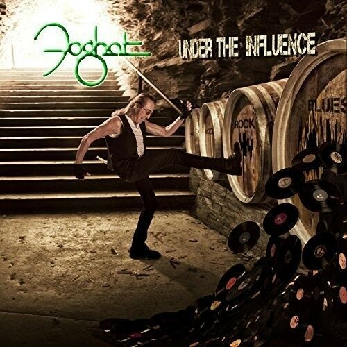 Foghat - Under The Influence [New CD]