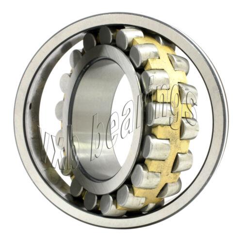 22224MKC3W33 Spherical Roller Bearing 120x215x58