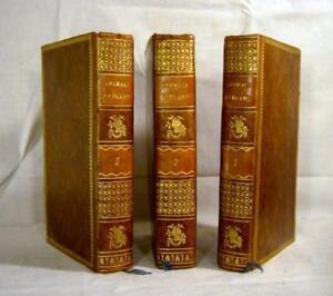 CASTI-Giambatista-GLI-ANIMALI-PARLANTI-3-VOLUMES-1802-edition-originale-BE