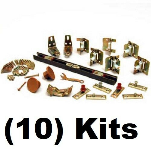 (10) ea L E Johnson 1700363H 36   Bi-Fold Door Hanging   Hardware Kit   Sets