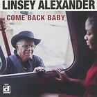 Come Back Baby 0038153083823 by Linsey Alexander CD