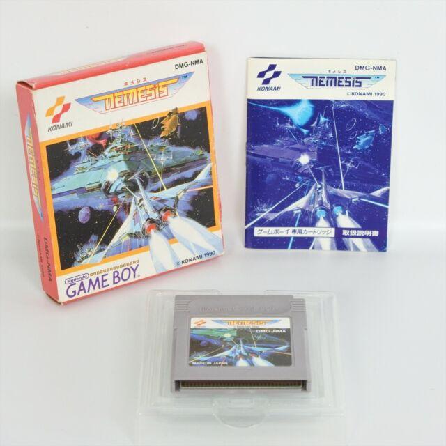 NEMESIS Gameboy Nintendo 9151 gb