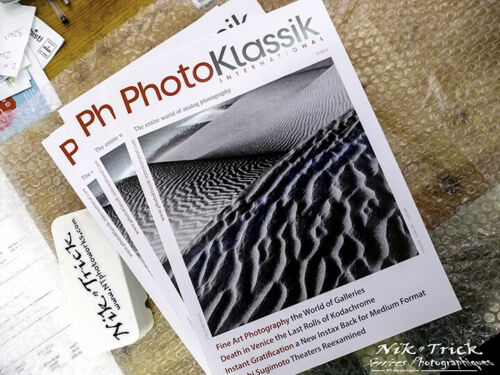 PhotoKlassik International ~ The Magazine for Film Photography ~ Issue 5 Dec `19