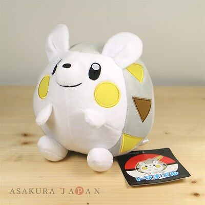 Togedemaru Pokemon Sun /& Moon Big Stuffed Plush Toy 12/""