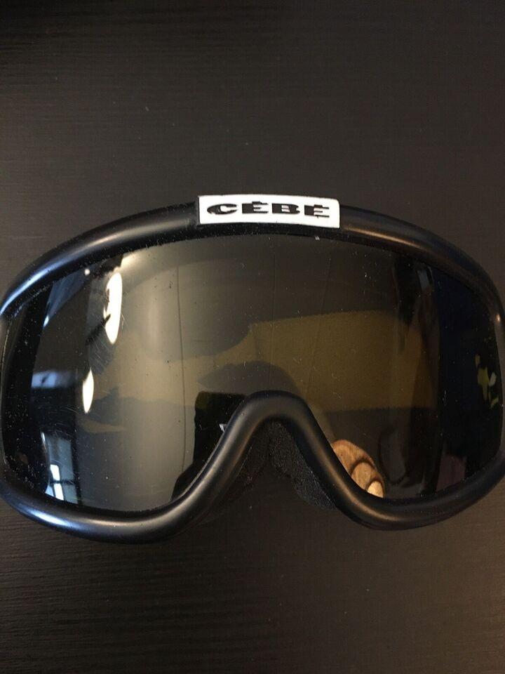 Briller, Skibriller, Cebe
