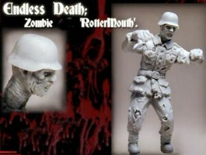 1-35-Resin-Zombie-Soldier-Unpainted-Unassembled-BL655