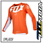 FOX-RACING-360-KILA-JERSEY-ORANGE-ARANCIO-KTM-MAGLIA-MAGLIETTA-CROSS-ENDURO miniatura 1