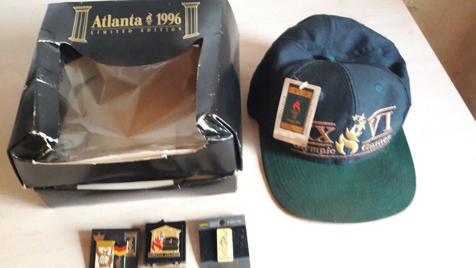 Cap Limited Edition Atlanda 1996  | Online Shop