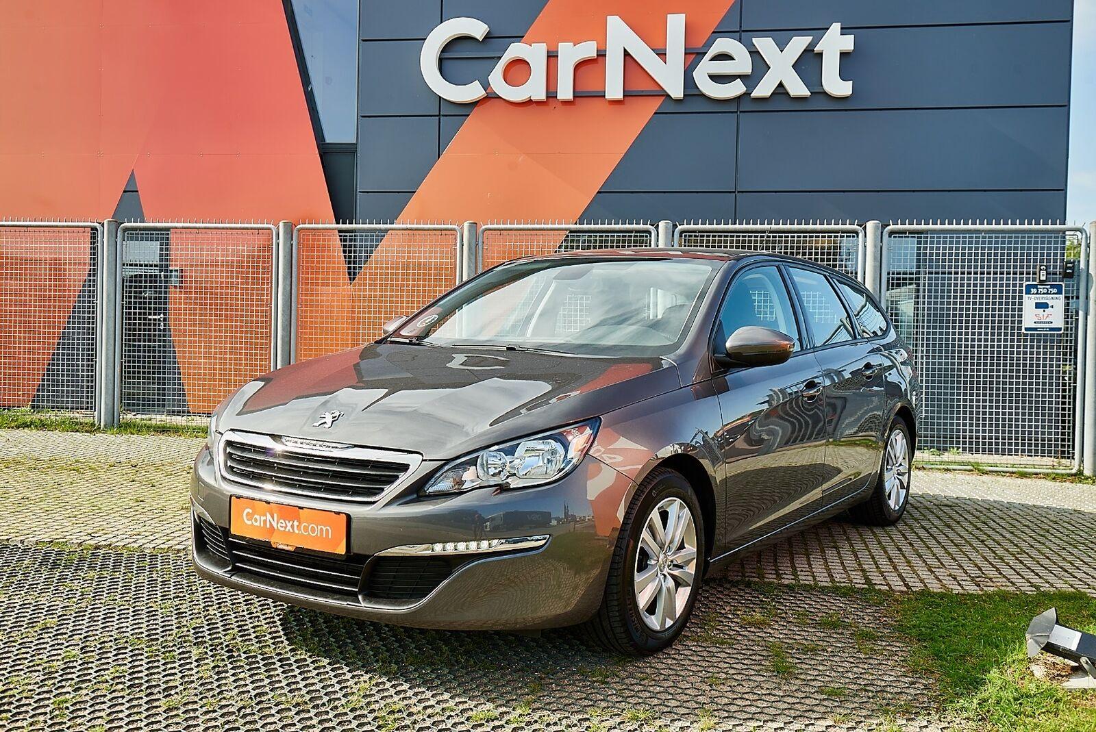 Peugeot 308 1,6 BlueHDi 120 Active SW 5d - 119.900 kr.