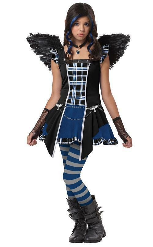 Monster High - Strangeling Raven Tween Halloween Costume