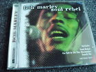 Bob Marley-Soul Rebel-CD